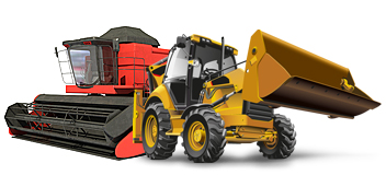 GPS equipment for construction machinery